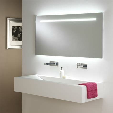 badezimmerspiegel le id 233 es d 233 clairage de miroir pour la salle de bain