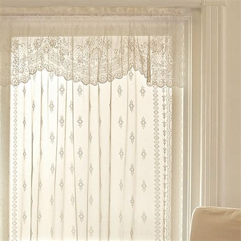 downton abbey curtains downton abbey 174 milady collection hand appliqued lace