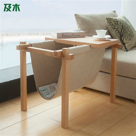 small sofa side table creative furniture coffee table contracted fashion console