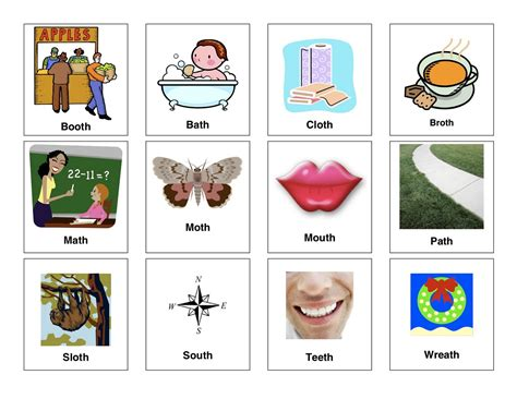 5 Letter Words With K In Them clear speech therapy th words
