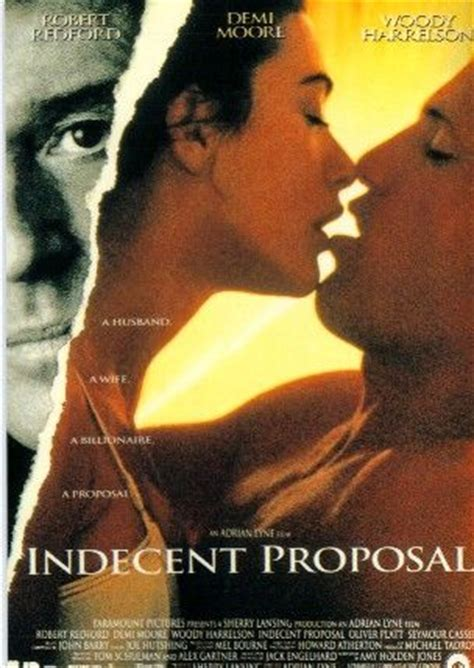 indecent proposal wikipedia bahasa indonesia