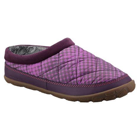 columbia womens slippers columbia packed out omni heat slipper s glenn