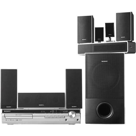 sony dav hdx267w home theater system dav hdx267w b h photo