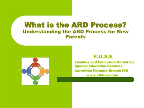the process of parenting ppt what is the ard process understanding the ard