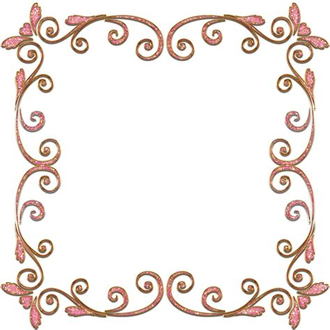 frame with swirls png by Melissa tm on DeviantArt