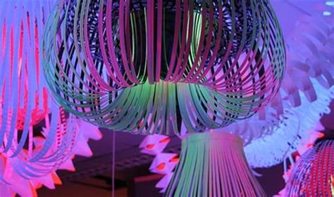 elegantly crafted paper chandeliers papercraft