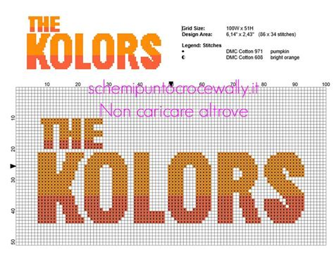 xsd custom date pattern schema da ricamare punto croce logo dei the kolors
