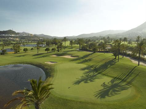 golf in la la club resort cartagena murcia green fees