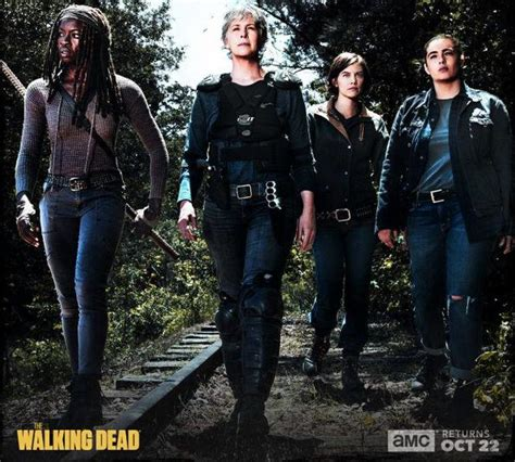 imagenes nuevas the walking dead the walking dead nuevas im 225 genes promocionales de la