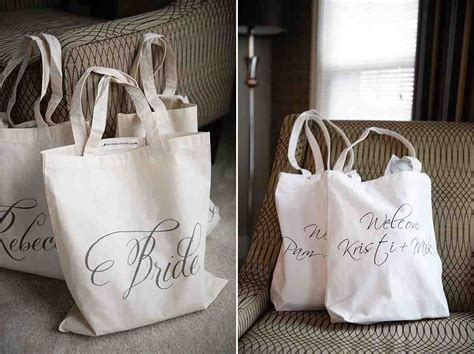 Gift Bags Wedding by Gift Bags For Wedding Guests At Hotel Wedding And Bridal