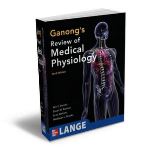 pharmacy ebooks: ganong`s review of medical physiology