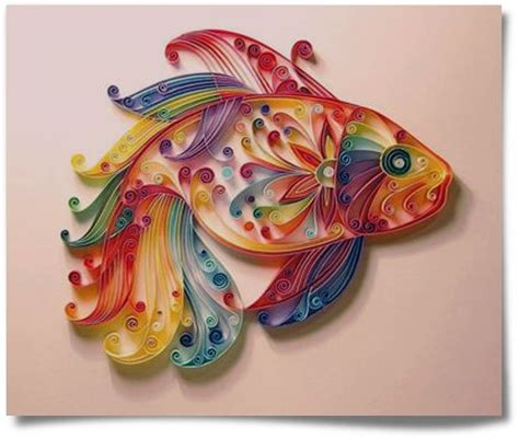Paper Arts And Crafts For Adults - paper quilling the craft is called quilling strips of