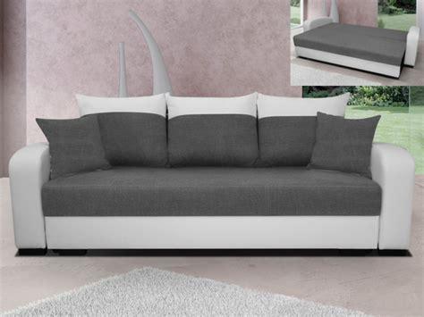 divano bicolore divano letto 3 posti bimateria bicolore barden