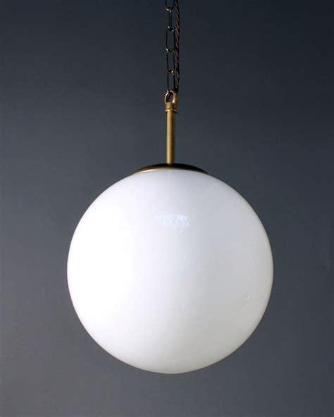hanging l shades glass globe light pendant white glass shade incandescent bulb