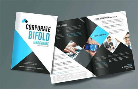 3 Fold Brochure Template Indesign Brochure Design Templates Free