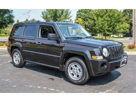 Jeep Patriot Dimensions 2008 Jeep Patriot Sport Data Info And Specs Gtcarlot