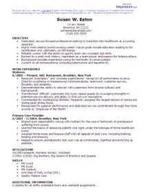 Rn Resume Templates Free Nursing Resume Template Free Learnhowtoloseweight Net
