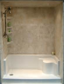 Convert Bath Into Shower Convert Bathtub Into Shower Greglewandowski Me