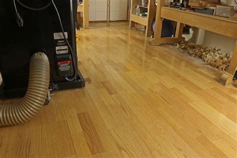 Wood Flooring Shopping by Heartwood 187 Archive 187 A Wood Floor For Your Workshop