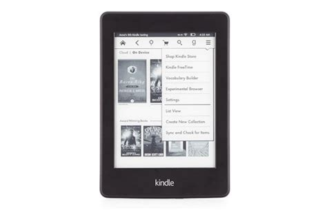 reset kindle online how to reset the kindle paperwhite amazon ereader tips