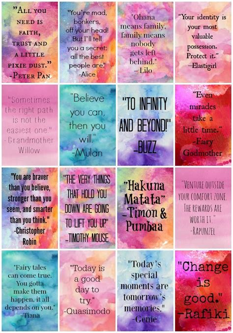acts lifechange books free printable disney quote planner stickers planners