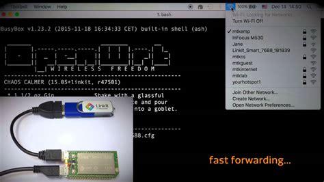 tutorial website set up mediatek linkit smart 7688 tutorial set up user defined