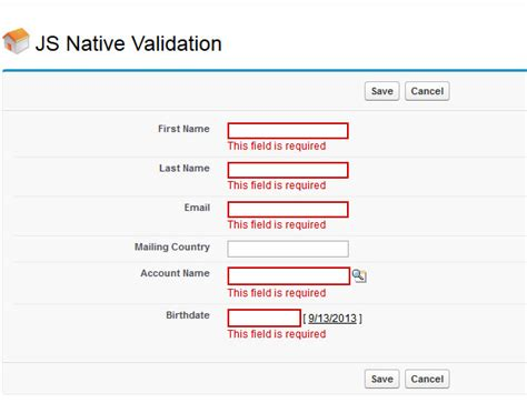 currency format validation in javascript technology share techshare simple javascript salesforce
