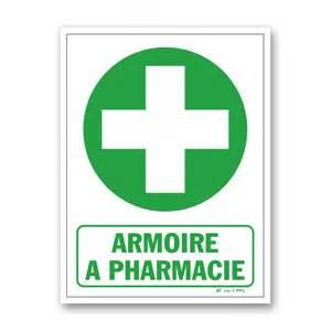 panneau 233 vacuation quot armoire 224 pharmacie quot sur sbe direct