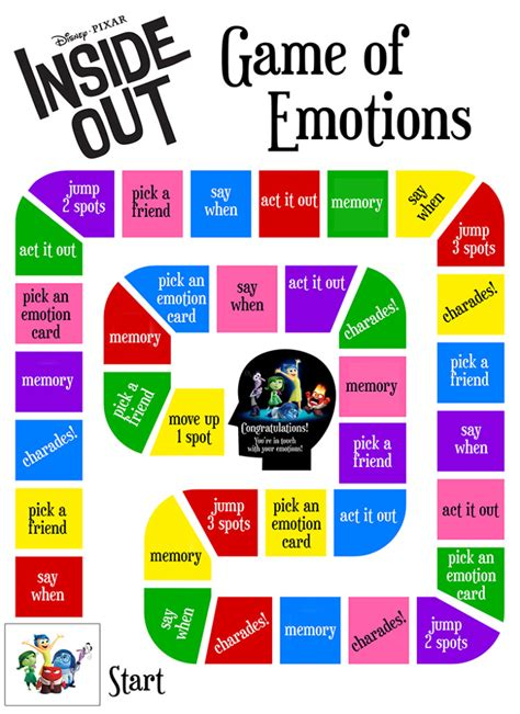 printable emotion games image gallery inside out emotions game