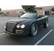 2005 Chrysler Sebring Convertible Showcar Custom Bentley Airbag 28