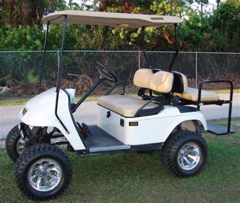 pros & cons: club car golf carts vs. ezgo golf carts