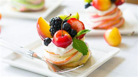f fruit cups meringue fruit cups recipe from tablespoon