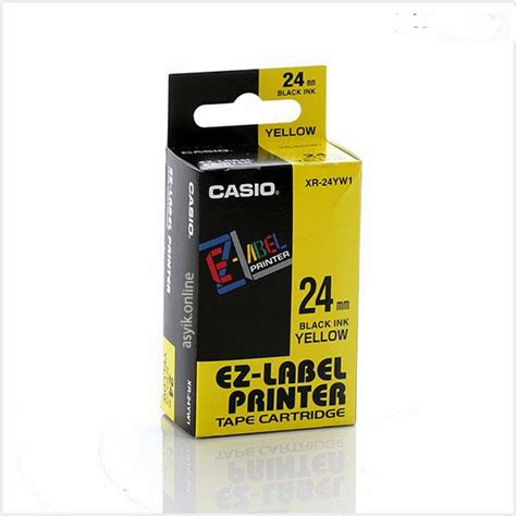 Label Casio 9mm Segera Order label printer casio kl 7400