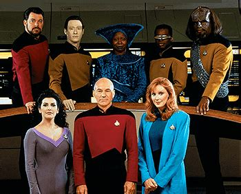 star trek: the next generation (series) tv tropes