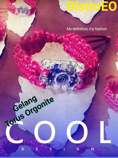 Kalung Kesehatan Orgonite 4 torus orgonite energi indonesia