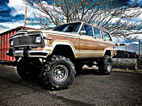 jeep wagoneer lifted beautiful lifted jeep grand wagoneer jeep grand wagoneer