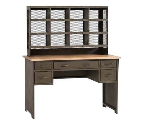 Metal Computer Desk With Hutch Metal Computer Desk With Hutch Hammary Structure Metal Computer Desk W Hutch Metal Computer