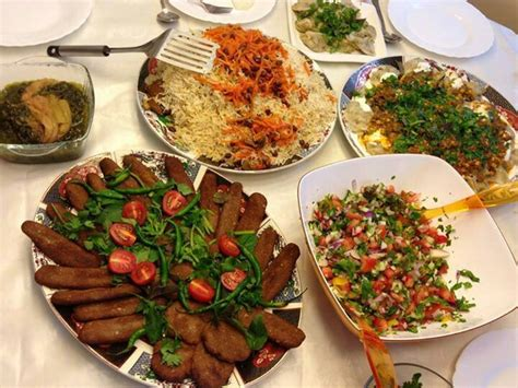 afghan cuisine the s catalog of ideas
