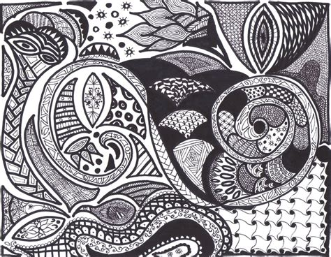 zendoodle drawing competition zen doodle 7 by absinthe50 on deviantart