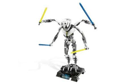 Lego Bootleg Palpatine daily lego general grievous kit wired