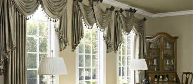 Rustic Curtain Valances Custom Window Treatments Curtains Shades Blinds And