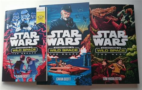 star wars adventures in 1405283068 new book day meet the characters from star wars