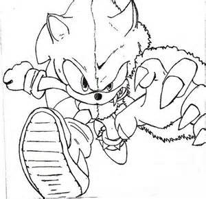 Sonic Generations Free Coloring Pages Sonic And The Black Coloring Pages