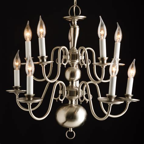 pewter chandelier pewter chandelier