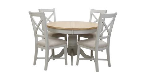 Dining Table Dfs Harbour Extending Table Set Of 4 Dining Chairs Dfs Ireland