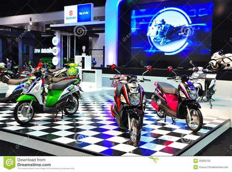 Suzuki Motor Thailand Co Ltd The New Sport Design Eco Scooter Suzuki Let S Editorial