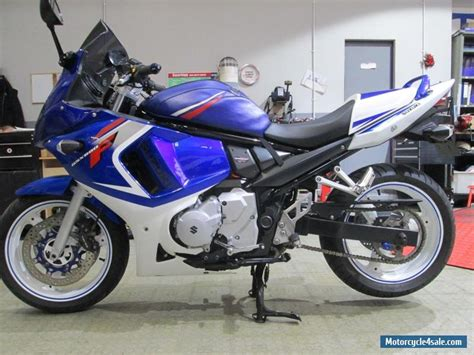 Suzuki Gsx 650r 2009 Suzuki Gsx 650f For Sale In United Kingdom