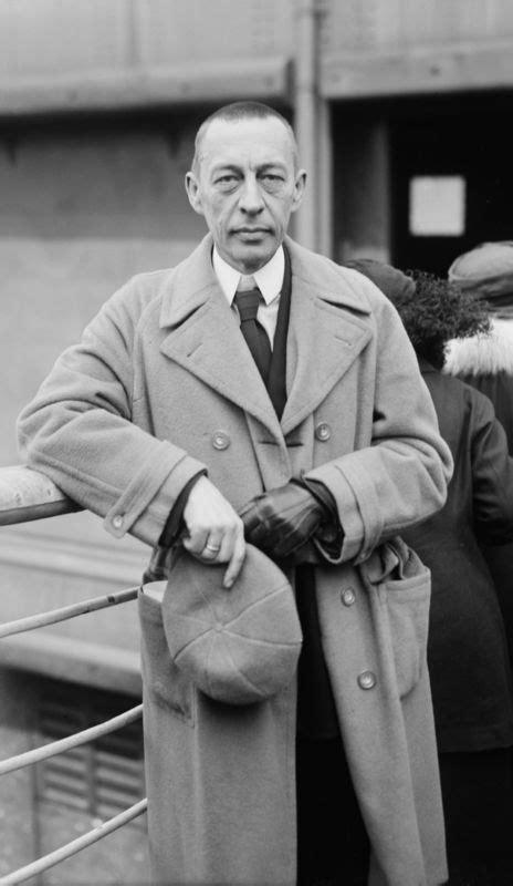 세르게이 라흐마니노프 (Sergei Vasilievich Rachmaninoff) - 작곡가 - 칸톨이온