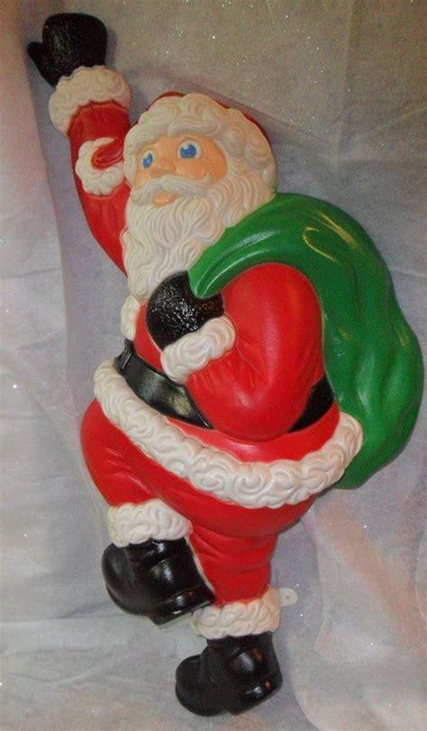 climbing santa grand venture 37 quot christmas blow mold