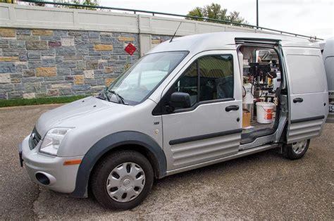 small van gains favor  farrier epublishing